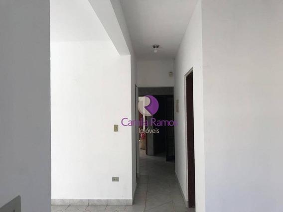 Casa Com 3 Dormitórios Para Alugar - Cidade Edson - Suzano - Ca0485
