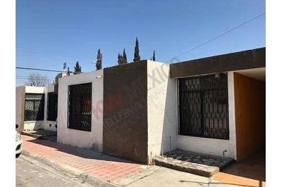 Casa En Venta En Fraccionamiento Alameda En Zona Centro De Saltillo