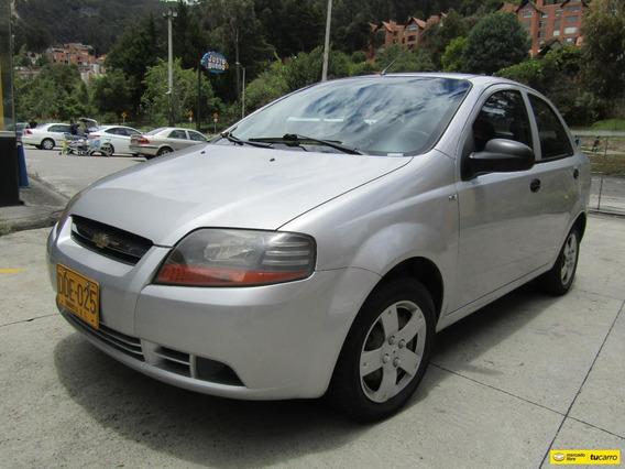 Chevrolet Aveo Ls Mt 1600