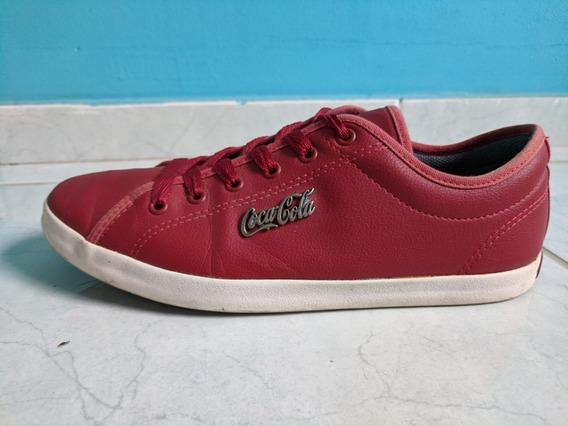 Tênis Coca Cola