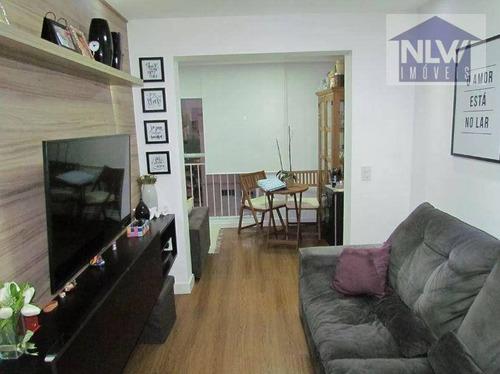 Apartamento Com 2 Dormitórios À Venda, 68 M² Por R$ 667.800,00 - Parque São Jorge - São Paulo/sp - Ap1635