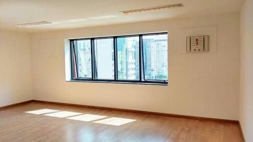 Cj0241 - Conjunto Para Alugar, 39 M² Por R$ 1.300/mês - Moema - São Paulo/sp - Cj0241