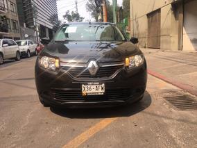 Renault Logan 2016 Expression L4/1.6 Aut, Perfecto En Uber!