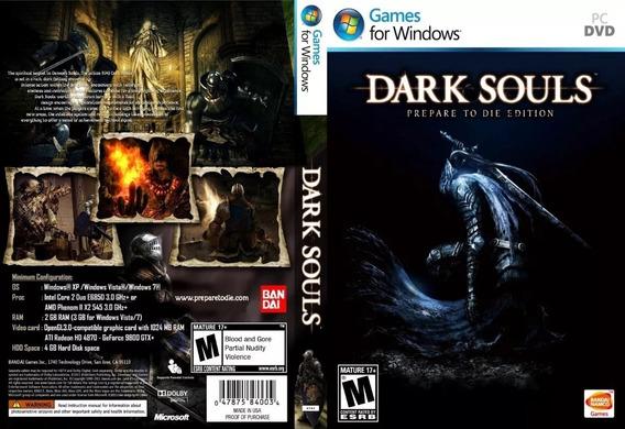 Dark Souls: Prepare To Die Edition Pc - Português