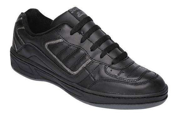 Zapatillas Seos 46-47-48-49-50 12-13-14-15us Cuero - Caucho