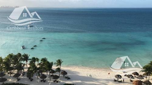 Departamento En Venta Cancún Zona Hotelera/las Olas