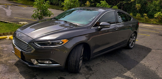 Ford Fusion Plus Ecoboost