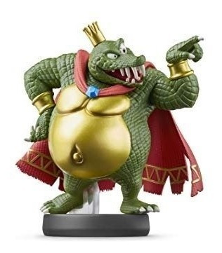 Amiibo King K Rool Super Ultimate Smash Bros Nintendo Switch