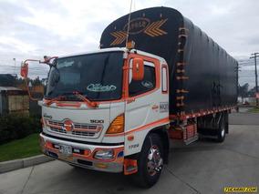 Hino Gh 500 Camiones Estacas