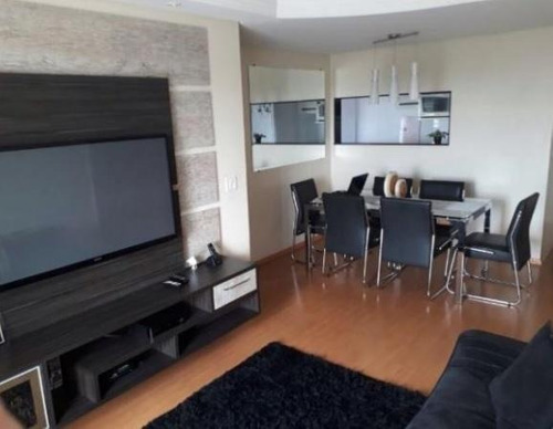 Imagem 1 de 1 de Apartamento Residencial À Venda, Vila Margarida, São Paulo. - Ap3787