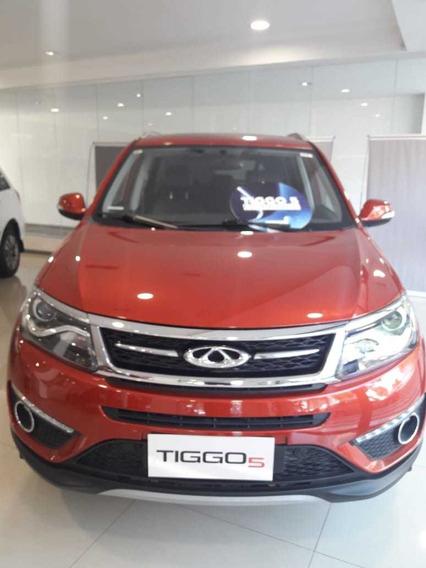 Chery Tiggo 5 Luxury Cvt 0km!! No Alcanzado Por Impuestos...