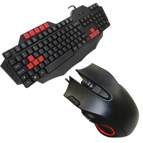 Kit Teclado + Mouse Usb Kmex Gamer - B2km3c280010box