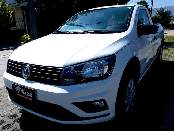 Volkswagen Saveiro 1.6 Cabina Simple (4.300 Kms. ) 2017
