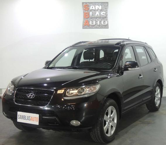 Hyundai Santa Fe 4x4 2.2 4wd Crdi At Abs Ab Cc San Blas Auto