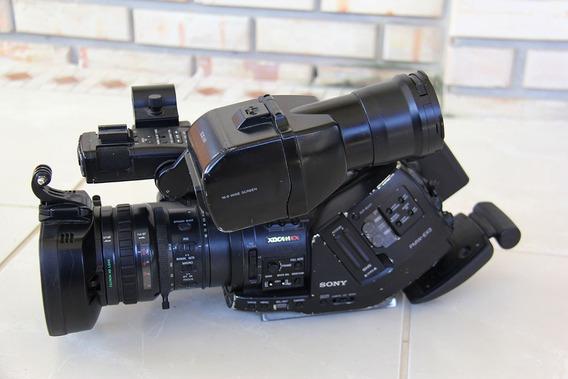 Câmera Sony Ex3