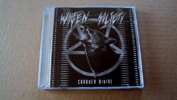 Cd Wolfen Society - Conquer Divine - Importado / Acheron