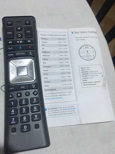 Control Universal Xfinity Sma Tv