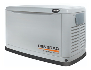Generador Electrico A Gas 17 Kva Trifasico Automatico