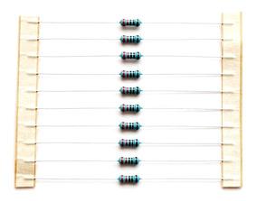 Resistor Carbono 220r 1/4w 5% - 200 Unidades
