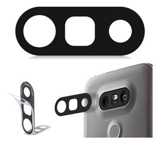 LG G5 Cubierta Camara Trasera Lente Cristal Protector
