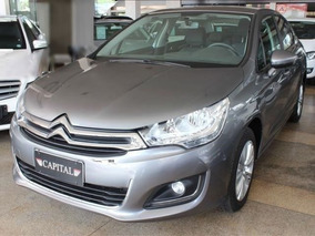 Citroën C4 Lounge Origine 1.6 Thp Flex