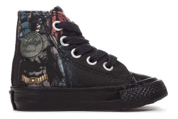 Tenis Converse Edicion Batman Vol 1