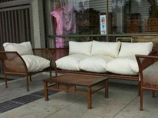 Living Terraza Fierro Hogar Y Muebles En Mercado Libre Chile