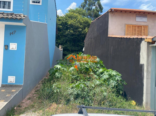 Terreno À Venda, 125 M² Por R$ 191.000,00 - Jardim Adriana - Guarulhos/sp - Te0073