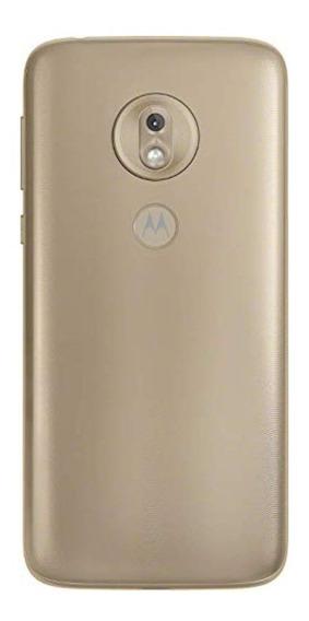 Moto G7 Play Celular Libre Dorado Motorola Smartphone Garantía Oficial