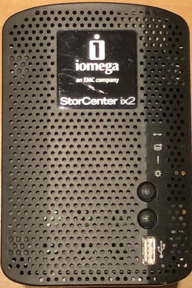 Storcenter Iomega - Ix2-200 - Sem Hds