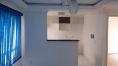 Apartamento 2 Dorms, 45m, Com Armários. - Ap0569