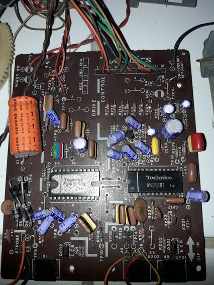 Toca Disco Technics Sl Q03 Placa E Motor