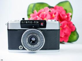 Câmera (revisada) Olympus Pen Ee-3