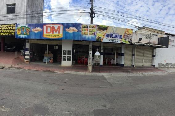 Ponto Comercial Na Av. Augusto Franco - Cp5518