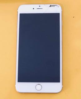 iPhone 6 Plus 16gb Dourado, Desbloqueado, Leia O Anuncio