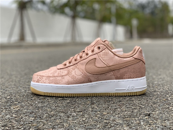 Zapatillas Nike Air Force 1 Low rose Gold