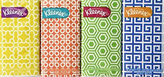 Kimberly-clark Corp 11975 Kleenex White Facial Tissue (paque