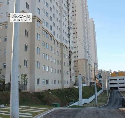 Apartamento A Venda No Bairro Parque São Vicente Em Mauá - - 2400-1