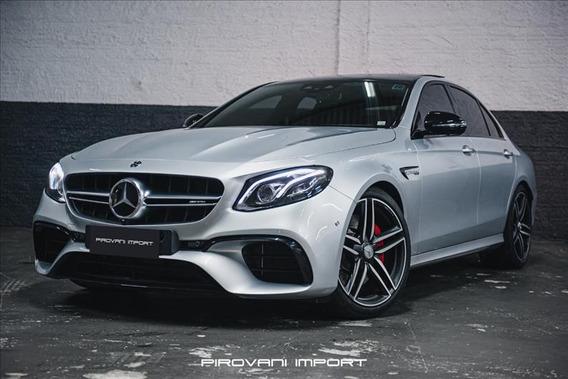 Mercedes-benz E 63 Amg 4.0 V8 Turbo S 4matic+ Speedshift