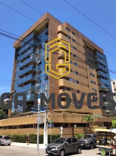 Imagem 1 de 13 de Apartamento À Venda, 3 Quartos, 3 Suítes, Ponta Verde - Maceió/al - 1044