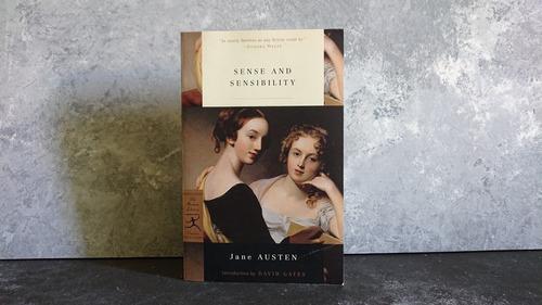 Imagen 1 de 1 de Jane Austen - Sense And Sensibility (libro En Inglés)