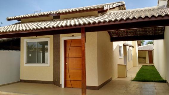 Casa Em Itaipuaçu Com 3 Quartos E Churrasqueira - 212