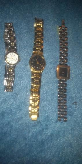 Relojes Marcas, Citizen Skagen Y Guess