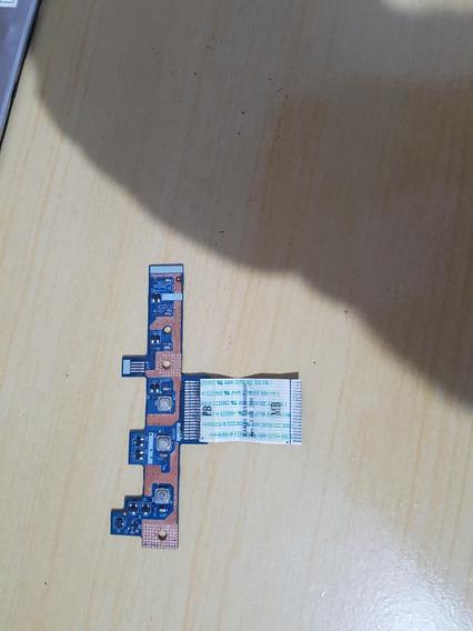 Placa Botão Power Acer/emachine 5516/5517/5532/5535/e627
