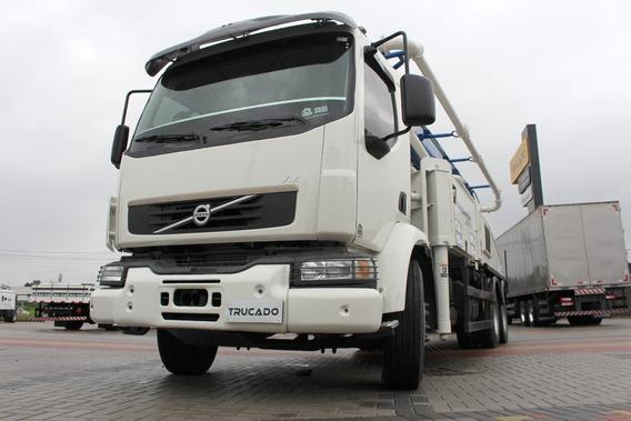Truck Vm 270 2013 Bomba Putzmeister 36 Metros = Sany