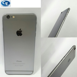 Carenagem Original iPhone 6 Plus Cinza