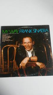 Frank Sinatra - My Way - 1974 - Disco Vinilo Lp