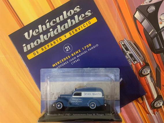 Mercedes Benz 170-d Fangio Miniatura Argentina 1/43 No F-100