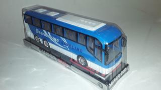 Bus Micro A Friccion Auto Camion Colectivo Lyon Toys @ Mca