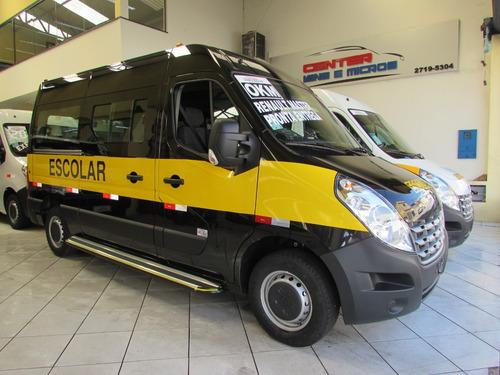 Renault Master Escolar 20 Lugares 2022